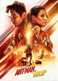 Ant-Man and the Wasp (X-Spatial Edition)