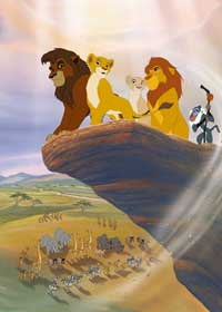 獅子王 2: 辛巴王國