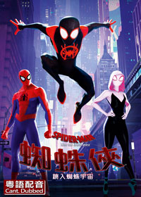 Spider-Man: Into the Spider-Verse (Can) (X-Spatial Edition)