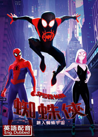 Spider-Man: Into the Spider-Verse (Eng) (X-Spatial Edition)