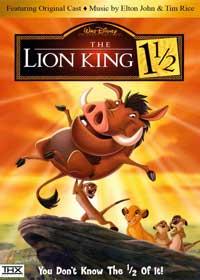 獅子王3 (英語)
