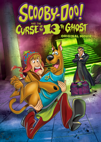 Scooby-Doo! And the Curse of the 13th Ghost (X-Spatial Edition)