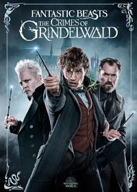 Fantastic Beasts: The Crimes of Grindelwald (X-Spatial Edition)